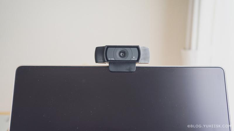 HD映像でYoutubeライブ配信ができるWebカメラを購入してみた