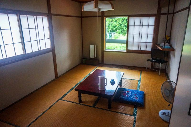 仁科荘の部屋