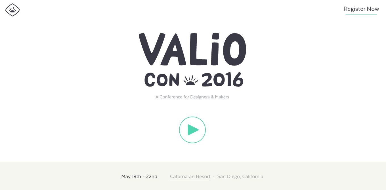 Valio Con 2016