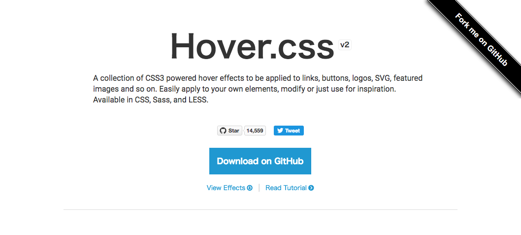 Hover.css